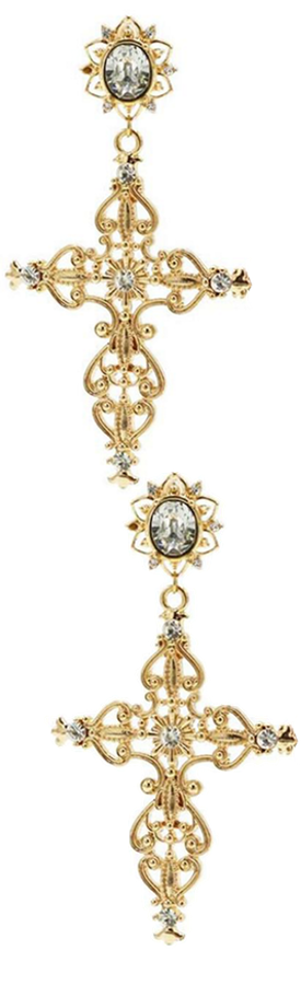 8 OTHER REASONS PURITY EARRINGS
