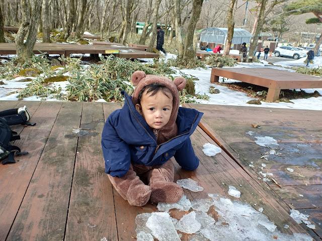 pakaian baby musim sejuk