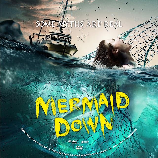 Mermaid Down DVD Cover