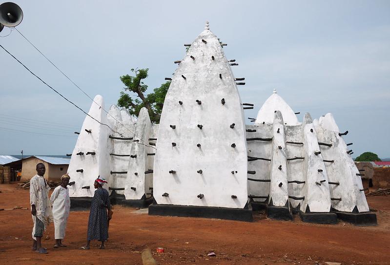 ghana landmarks