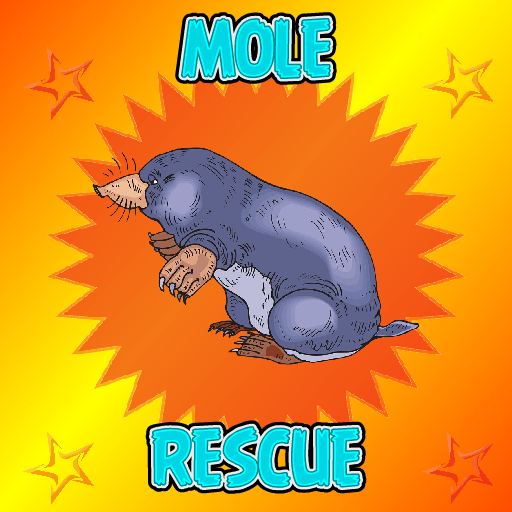 Play Games2Jolly Mole Rescue From House