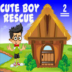Games4King Cute Boy Rescue 2 Walkthrough