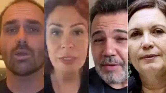POLÍTICA Redes em fúria, após PT votar contra fundo eleitoral de R$ 5,7 bi e deputados bolsonaristas votarem a favor