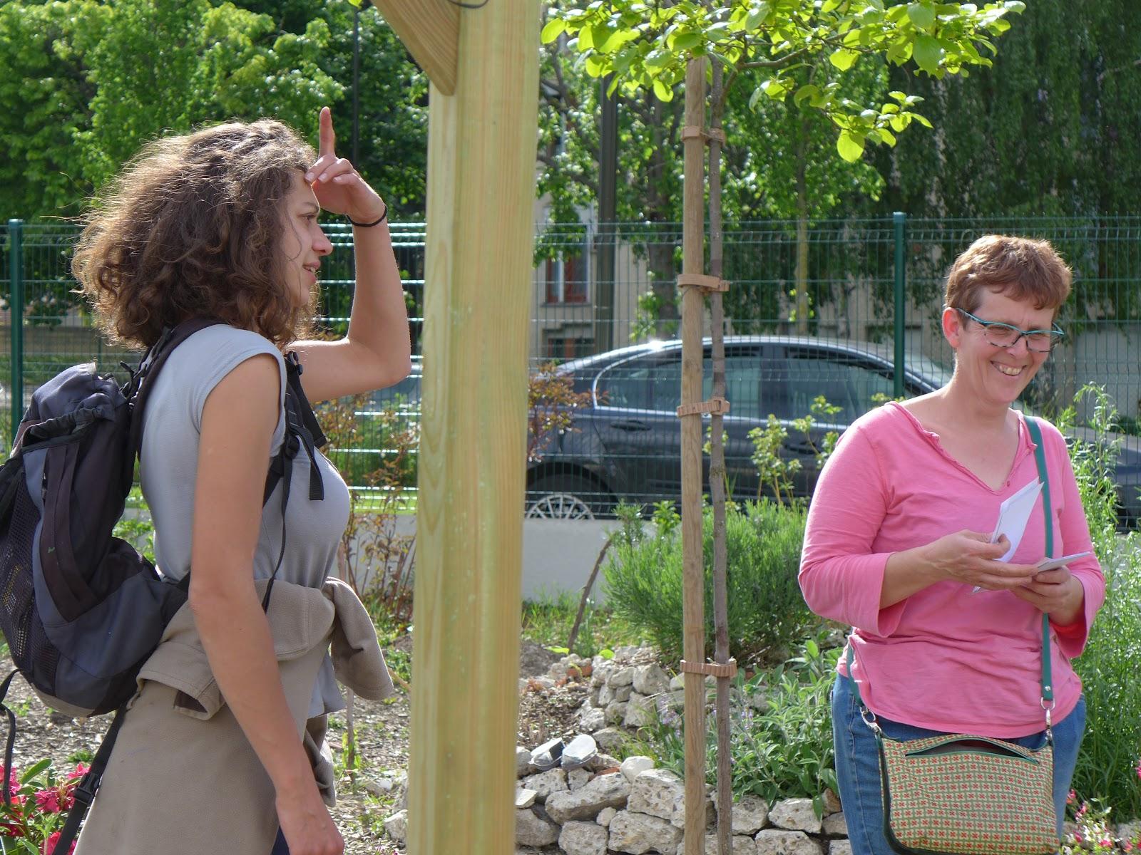 Les semis lib r s du jardin du ver galant villetaneuse for Auberge l autre jardin