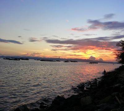 Pantai Sabindo Tawau