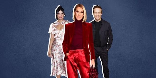 Nuevo proyecto para Sam Heughan junto a Celine Dion