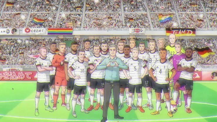 Germany 2020 Olympics Kit Edition Revealed No Three Stripes Footy Headlines