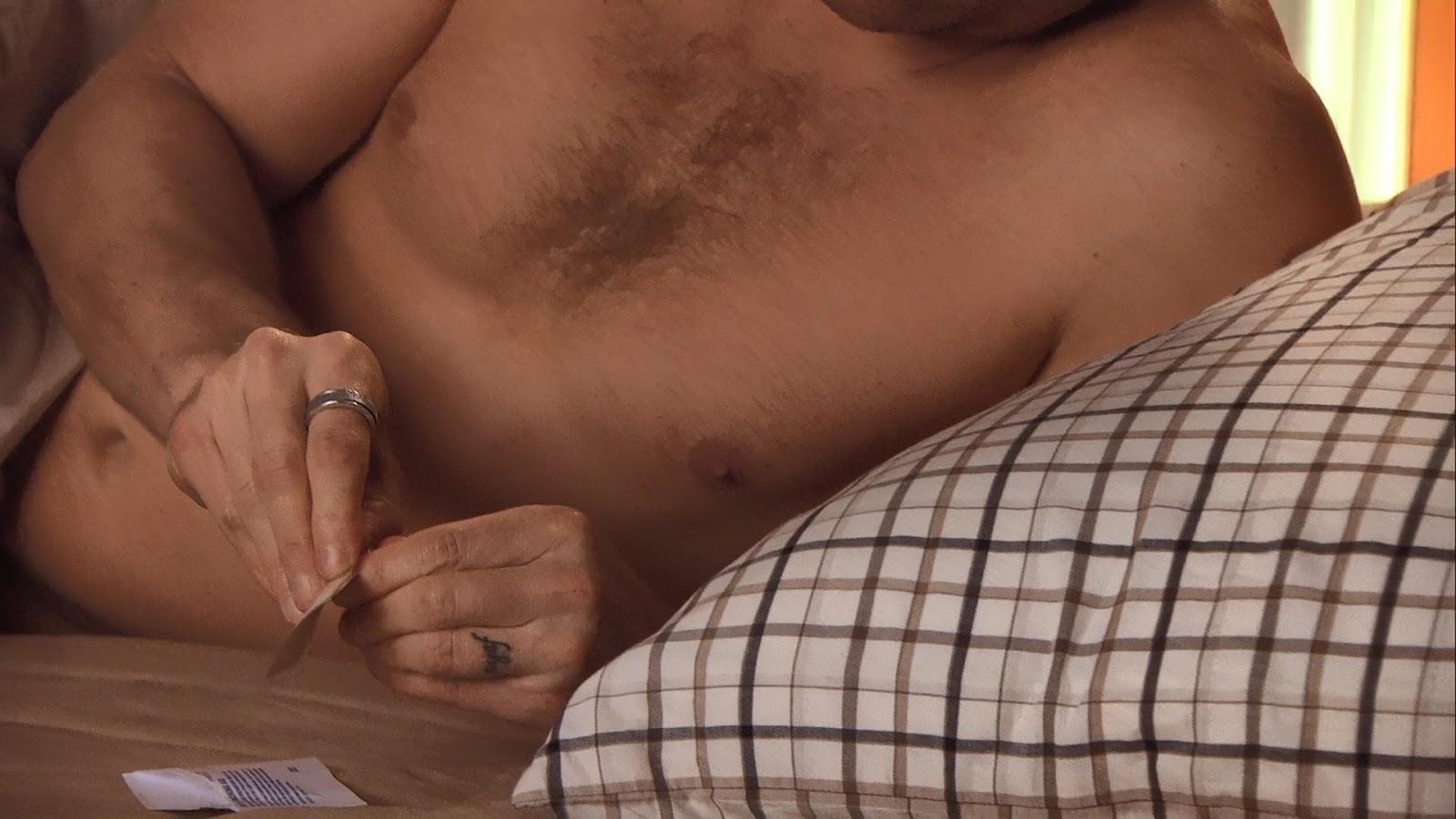 Pantyhose david duchovny nude super