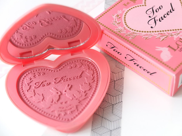 Too Faced Love Flush in 'Love Hangover'