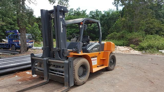 Rental Sewa Forklift Jakarta Barat dan Sekitarnya