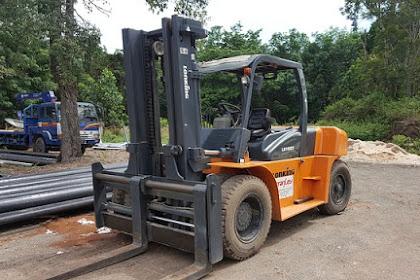 Rental/ Sewa Forklift Jakarta Barat dan Sekitarnya