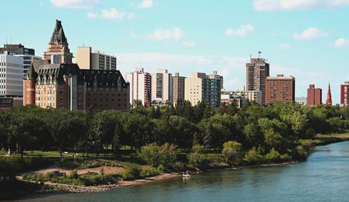 Bessborough Hotel Saskatoon Saskatchewan