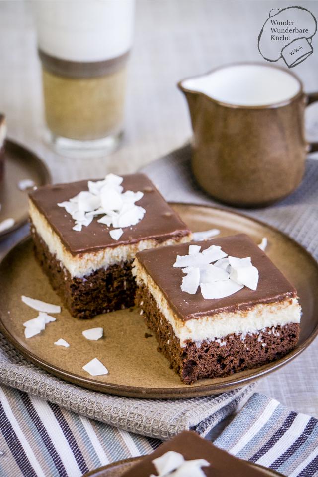 Kuchen vom blech entfernen