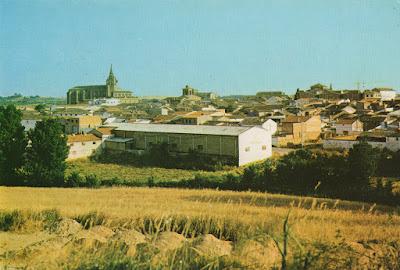 postal, Villanueva de la Jara