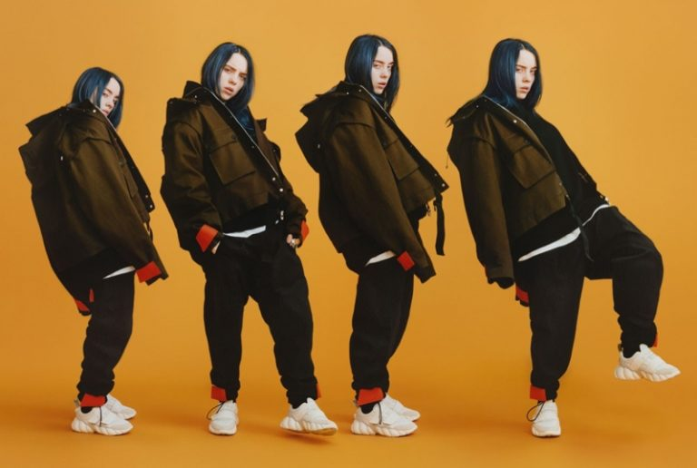 Billie Eilish Layers Up in MCM Fall 2019 Campaign