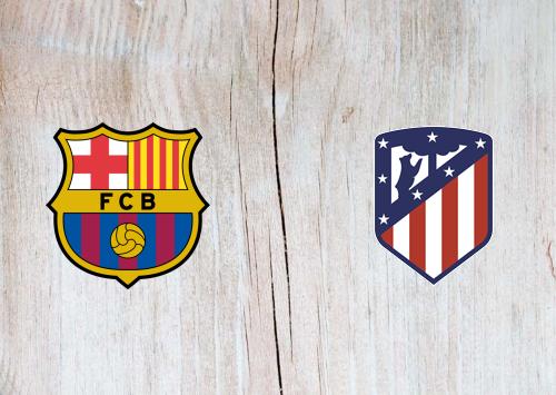 Barcelona Vs Atletico Madrid Full Match Highlights 30