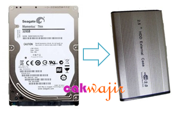 Hardisk Rusak Jangan dibuang Beli Casing HDD Eksternal / Hdd Enclosure
