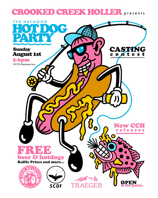 Crooked Creek Holler (and Friends) Hot Dog Party