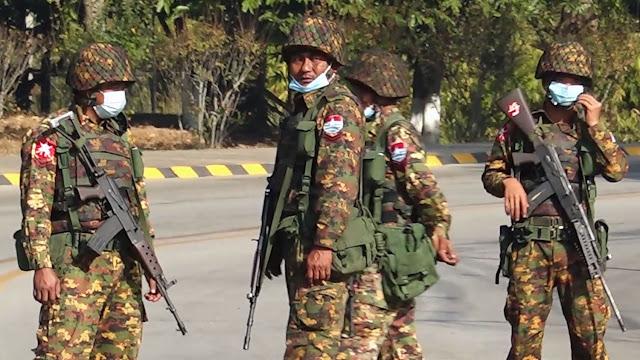 México pide a connacionales evitar participar o acercarse a manifestaciones en Myanmar . Twitter