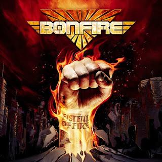 """Το βίντεο των Bonfire για το """"The Devil Made Me Do It"""" από το album """"Fistful of Fire"""""""