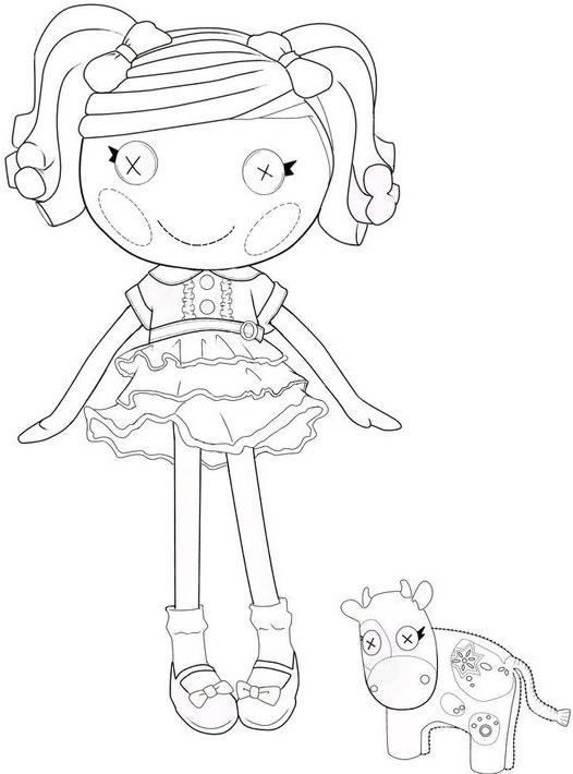 Increíble Baby Doll Para Colorear Inspiración - Ideas Para Colorear ...