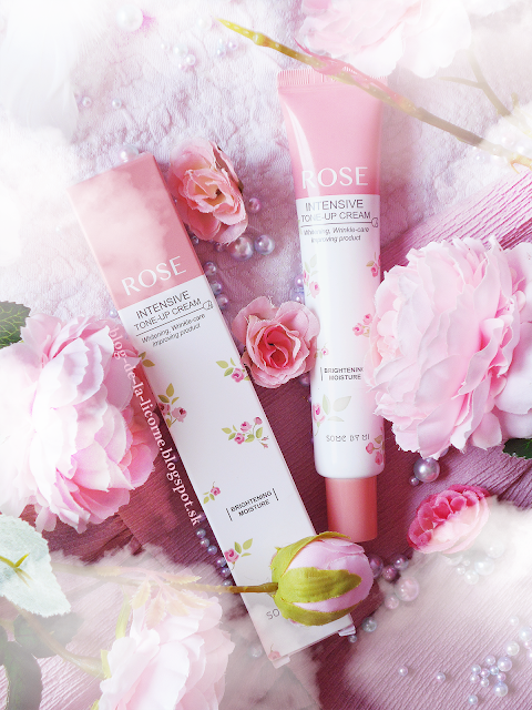 Some By Mi Rose Intensive Tone-Up Cream Review