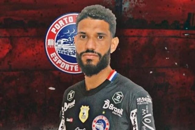 Goleiro do Porto Velho é convocado para defender Cuba na Copa Ouro