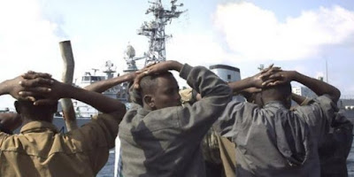 oil thieves 660x330 - 9JA NEWS: Navy Nabs 82 Suspected Oil Thieves In Delta
