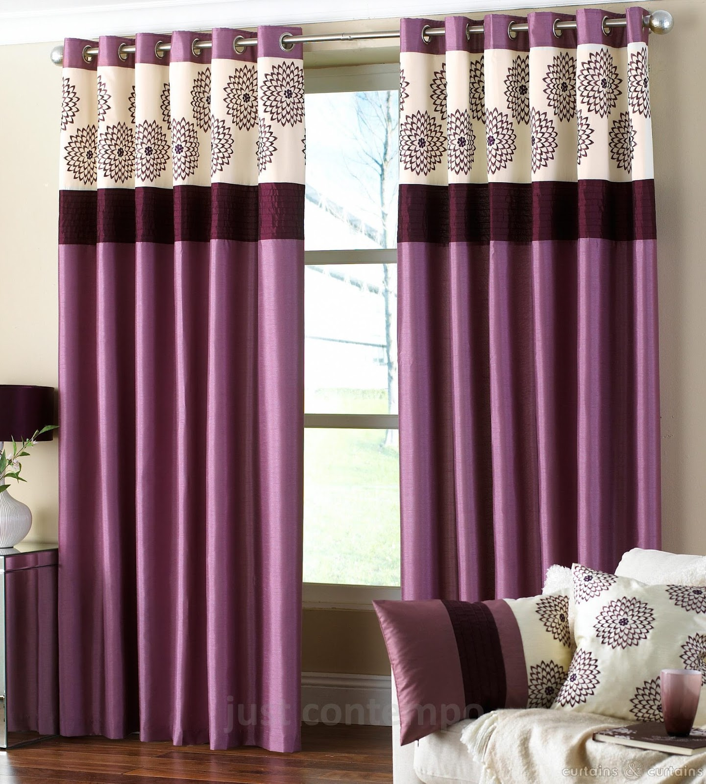 Concealed Tab Top Curtains Concertina Shower Curtain Concrete Wall Conduit Rod Rods