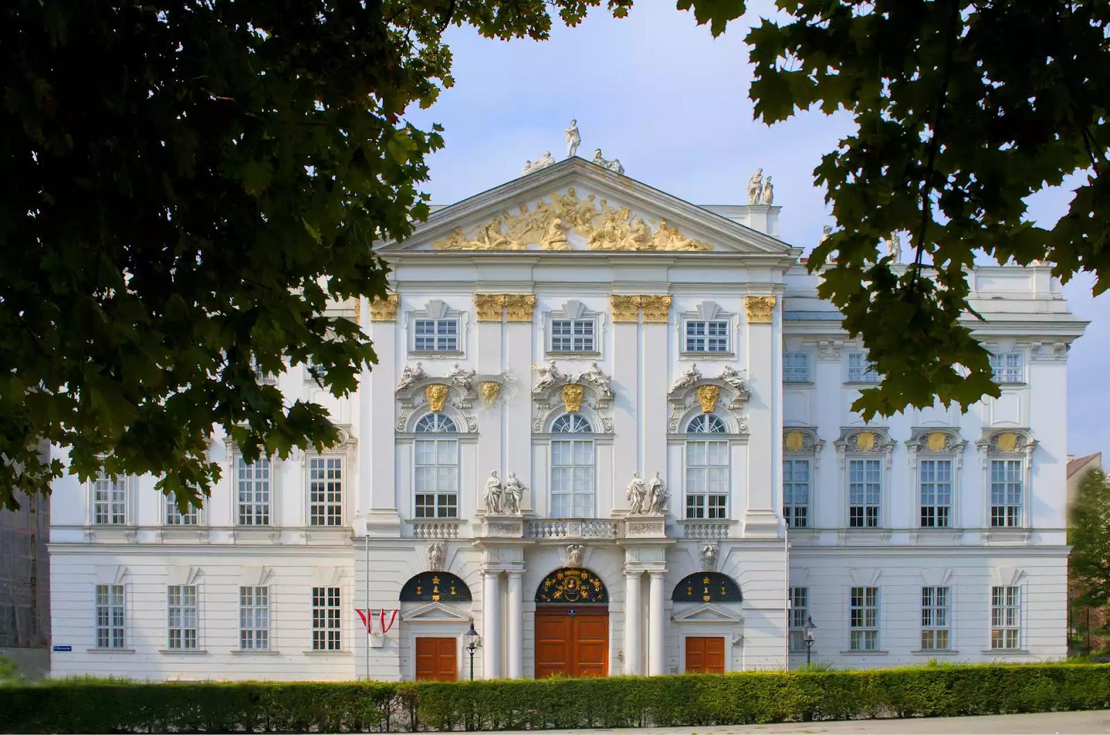 Mengenal Sejarah Gaya Arsitektur Barok Di Seluruh Dunia