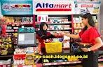 Alfamart dan Indomart Belum Support TapCash BNI, Sabar Ya....!!