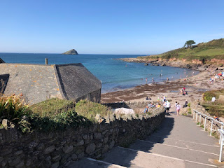 Wembury tea room