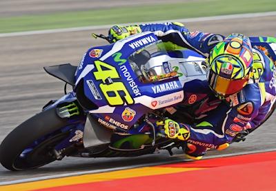 Start ke-6, Rossi Kurang Pede Kejar Marquez