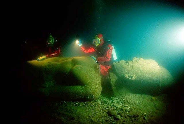 Lost Egyptian City Found After 1,200 Years