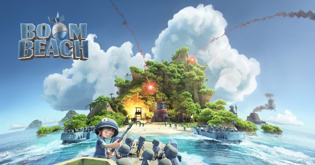 Cara Membuat Akun Game Boom Beach, Tips Bermain Boom Beach