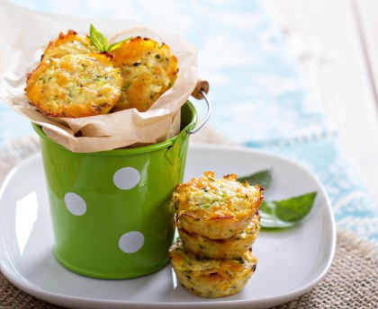 Summer Vegetable Muffins
