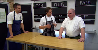 Great British Menu 2017 NW Starter ep.11