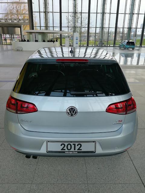 Volkswagen Golf  7 2012