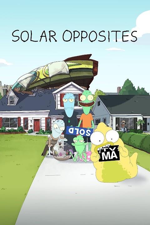 Solar Opposites | T1 | Castellano 1080p [02/08]