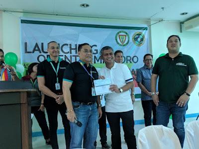 Converge ICT Donates to Oriental Mindoro Provincial Hospital
