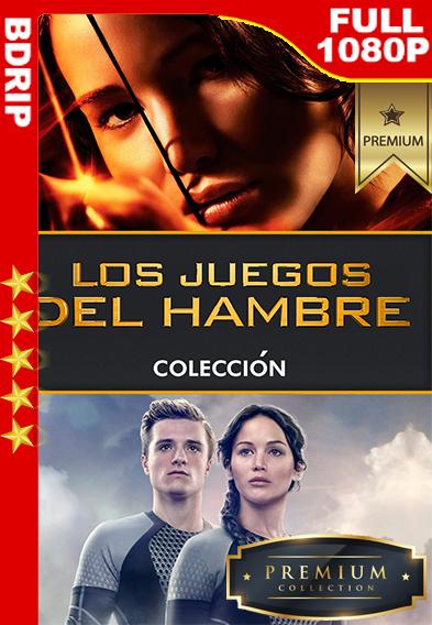 Los Juegos del Hambre: Colección (2012-2015) [1080p BDRip] [Latino-Ingles] [GoogleDrive] Falcony