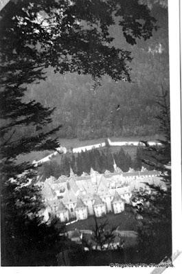 Vieille photo noir et blanc,