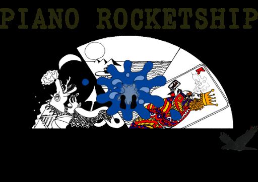 PIANO ROCKETSHIP