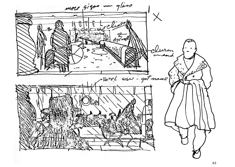 Animopus Blade Runner Sketchbook Part 4 Voight