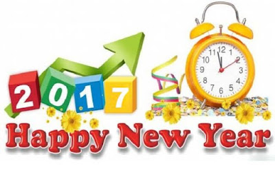 Facebook Status for Happy New Year 2017