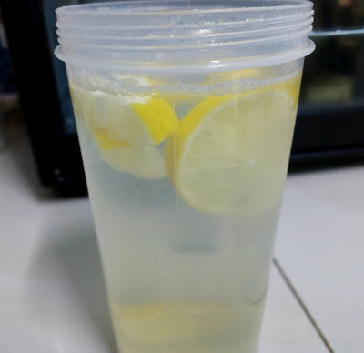 Ambil Air Lemon Dan Vitamin C Dalam Musim Pandemik Covid-19