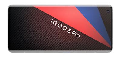 مواصفات و سعر موبايل  فيفو vivo iQOO 5 Pro 5G - هاتف/جوال/تليفون فيفو vivo iQOO 5 Pro 5G