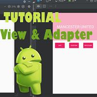Cara Membuat ListView dan adapter Di Android Studio