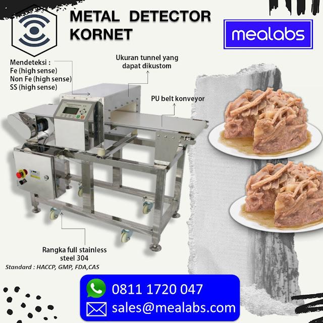 metal detector kornet