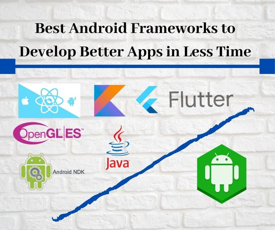 The Best Android Frameworks to Develop Apps